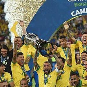 Brazil 3:1 Peru