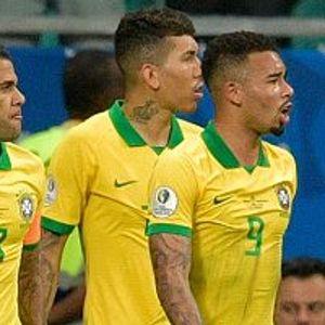 Peru 0:5 Brazil