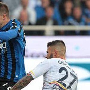 Atalanta 3:1 Lecce