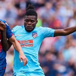 Levante 2:2 Atletico Madrid
