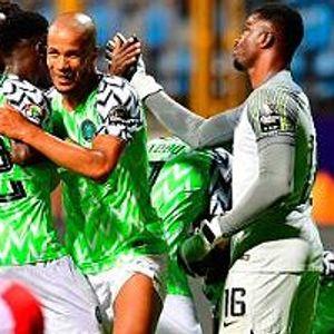 Nigeria 1:0 Burundi