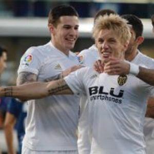 SD Huesca 2:6 Valencia