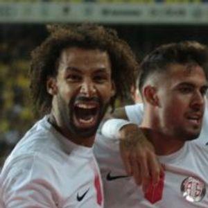 Fenerbahce 0:1 Antalyaspor
