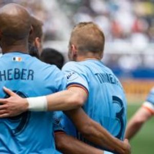 LA Galaxy 0:2 New York City FC