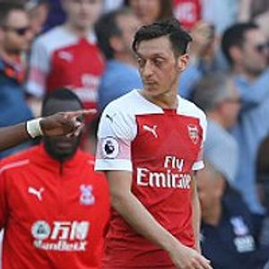 Arsenal 2:3 Crystal Palace