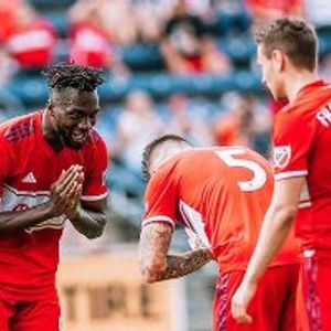 Chicago Fire 1:1 New York City FC