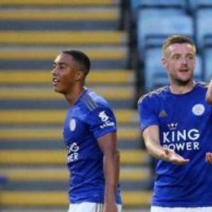 Leicester City 2:1 Atalanta