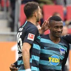 Augsburg 3:4 Hertha Berlin