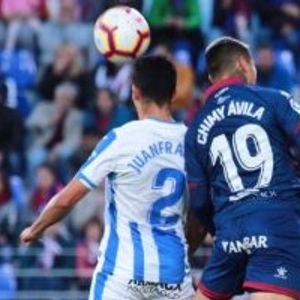 SD Huesca 2:1 Leganes
