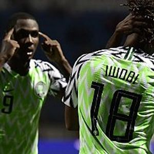 Nigeria 3:2 Cameroon