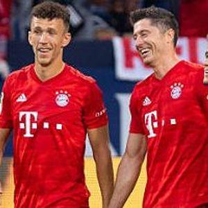 Schalke 04 0:3 Bayern Munich
