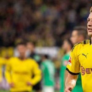 Borussia Dortmund 2:2 Werder Bremen