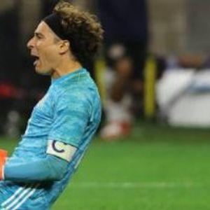 Mexico 1:1 Costa Rica
