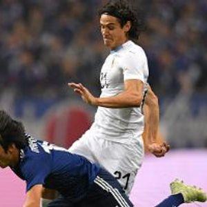 Japan 4:3 Uruguay