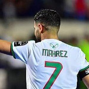 Senegal 0:1 Algeria