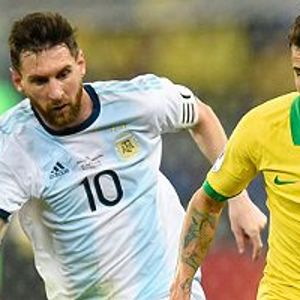Brazil 2:0 Argentina