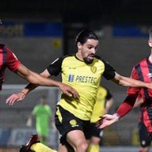 Burton Albion 2:0 AFC Bournemouth