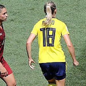 Sweden 5:1 Thailand