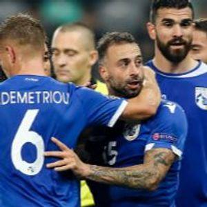 Slovenia 1:1 Cyprus