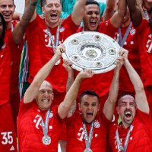 Bayern Munich 5:1 Eintracht Frankfurt