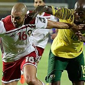 South Africa 0:1 Morocco