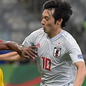 Ecuador 1:1 Japan