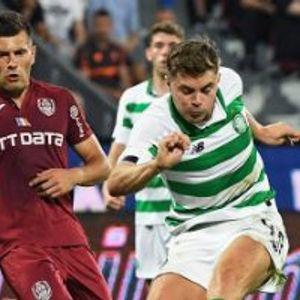 CFR Cluj 1:1 Celtic