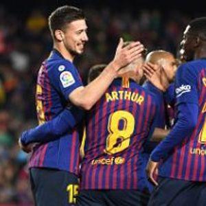 Barcelona 2:1 Real Sociedad