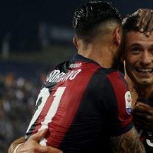 Bologna 3:2 SSC Napoli
