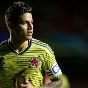 Colombia 1:0 Qatar