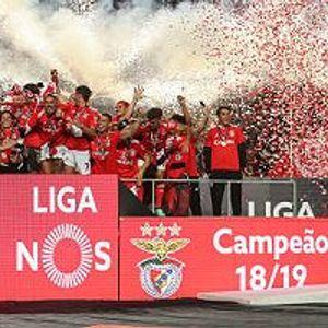 Benfica 4:1 Santa Clara