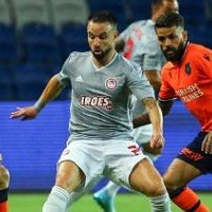 Istanbul Basaksehir 0:1 Olympiacos