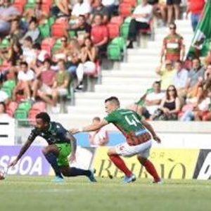Maritimo 1:1 Sporting CP