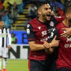 Cagliari 1:2 Udinese