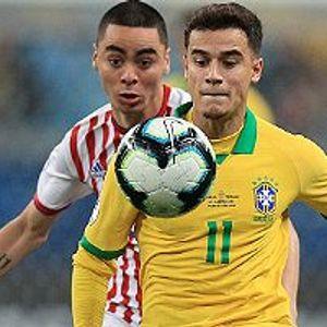 Brazil 0:0 Paraguay