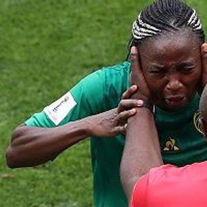England 3:0 Cameroon