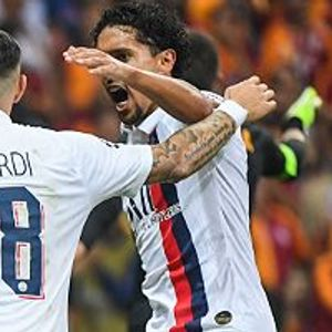 Galatasaray 0:1 Paris Saint-Germain