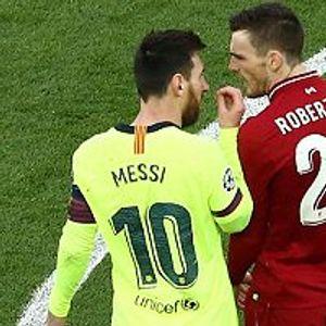 Liverpool 4:0 Barcelona