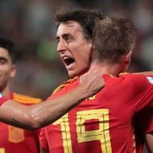 Spain U21 4:1 France U21