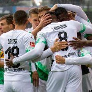 Borussia M'gladbach 5:1 Augsburg