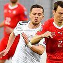 Georgia 0:2 Switzerland