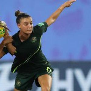 Jamaica 1:4 Australia