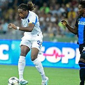 Dynamo Kyiv 3:3 Club Brugge