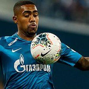 Zenit St. Petersburg 1:1 FC Krasnodar