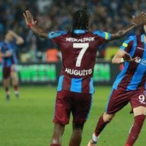 Trabzonspor 2:1 Besiktas
