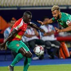 Cameroon 2:0 Guinea-Bissau