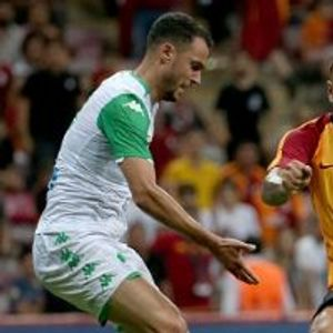 Galatasaray 2:1 Panathinaikos