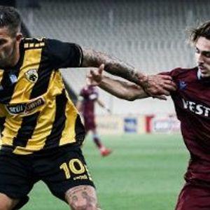 AEK Athens 1:3 Trabzonspor