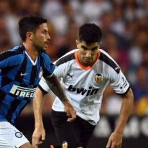 Valencia 1:1 Inter