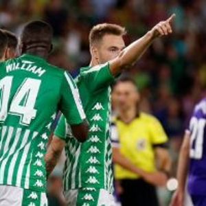 Real Betis 1:2 Real Valladolid